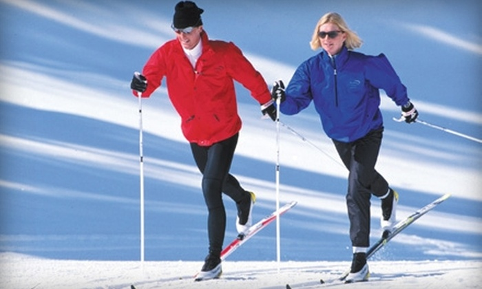Weston Ski Track - Multiple Locations: One or Three Day Ski Pass with Rental or Winter Fun Pass with Ice Skating for 2012-13 Season (Up to 55% Off)