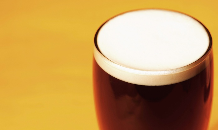 The Beer Baron - Livermore: Craft Beer at The Beer Baron (Up to 52% Off). Two Options Available.