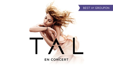 1 place en catégorie 1 pour Tal du 31 mars au 2 avril 2017 à 29 € à Dunkerque, Compiègne et Beauvais