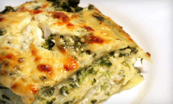 Pasta Freska - Westlake: $15 for $35 Worth of Custom Italian Dinner at Pasta Freska
