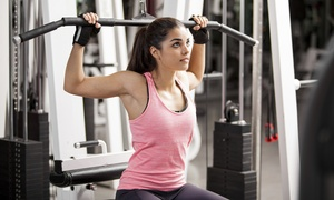 ClubFit247: One- or Three-Month Gym Membership with Enrollment and a Personal-Training at ClubFit247 (Up to 87% Off)