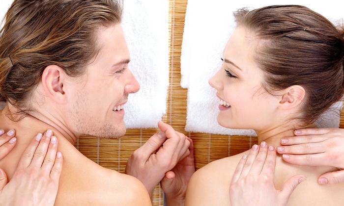 Karina Thai Massage - San Mateo: Thai-Style Deep-Tissue Massage or a 60- or 90-Minute Thai for Two Couples Massage at Karina Thai Massage ($78 Value)