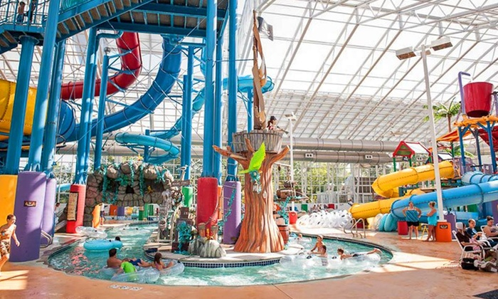 Great adventure water park french lick