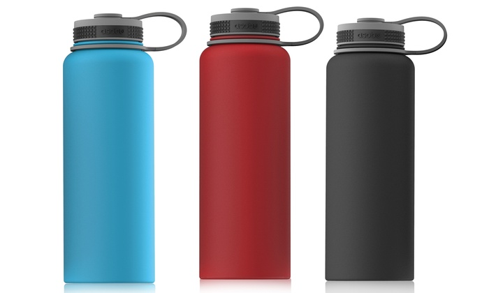 The Mighty Flask 40 Oz Storage Bottle Groupon