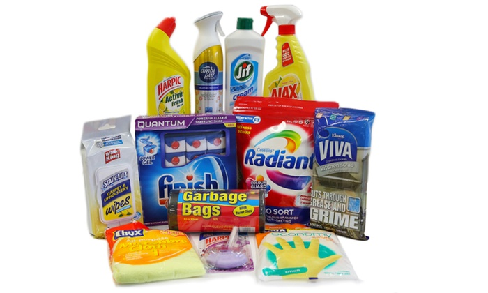 House Cleaning Kit Groupon