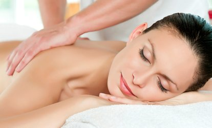 Up to 44% Off Massages at Jeanie's Salon & Spa