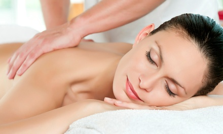 One or Two 60-Minute Custom Massages at Pampering Moments (Up to 55% Off)