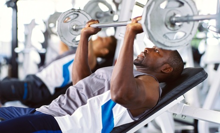 $25 for a Three-Month Gym Membership at 3 Ring Box ($55.53 Value)