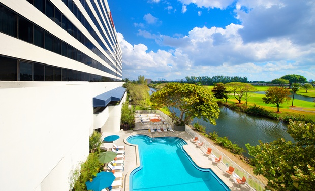 Sheraton Miami Airport Hotel Executive Meeting Center Groupon