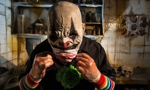 Brighton Asylum: $17 for Admission to One to Clown Asylum on Friday, May 13 at Brighton Asylum ($27 Value)