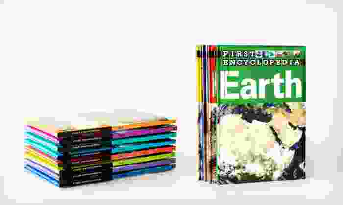 First Encyclopedia Hardcover Book Set: $26.99 for a Set of 12 First Encyclopedia Hardcover Books ($155.88 List Price). Free Shipping and Free Returns.