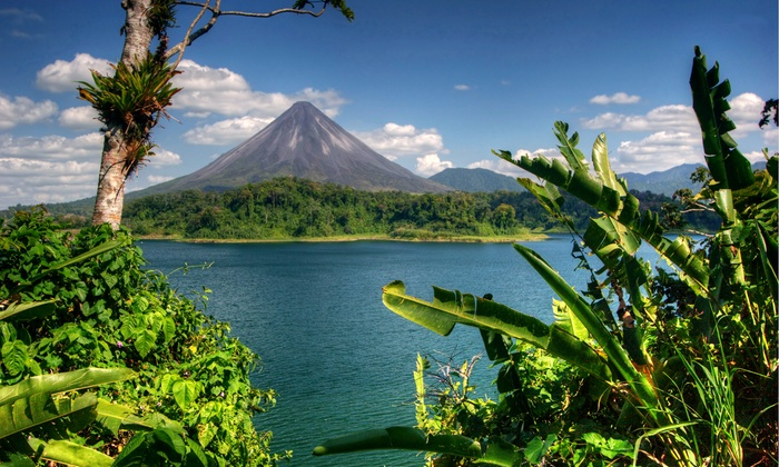 7-Day Costa Rica Vacation with Hotel and Airfare from Gate 1 Travel