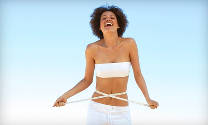 SlimXpress - Multiple Locations: $79 for a Mommy Makeover with Injections, Cellulite Treatment, Body Wrap, and Supplements at SlimXpress ($160 Value)