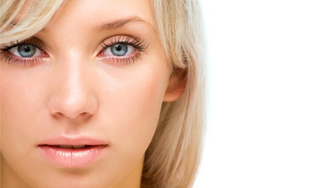One, Two, or Four Microcurrent Radio-Frequency Skin-Tightening Facials at Dallas & Company (Up to 61% Off)