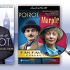 Agatha Christie Poirot and Marple or Poirot: Early Cases DVD Sets