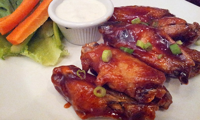 G.P.'s Gathering Spot - East Haven: American Comfort Food and Drinks for Two or Four at G.P.'s Gathering Spot (Half Off)