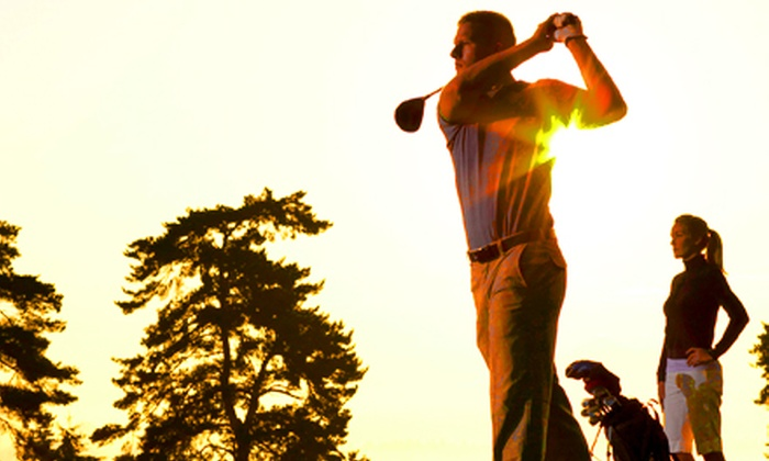 nonstopGOLF - Calgary: $119 for Two 60-Minute TrackMan Golf-Swing Analysis Sessions at nonstopGOLF ($258 Value)