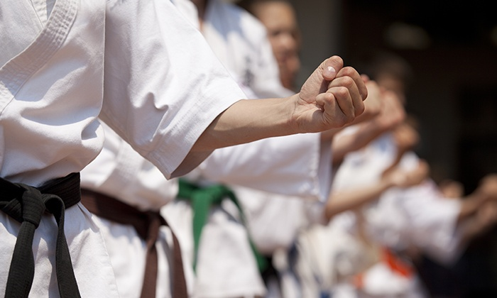 Oom Yung Doe NW - Kirkland - North Rose Hill: One Month of Unlimited Martial Arts Classes for One or Two Children at Oom Yung Doe NW - Kirkland (Up to 90% Off)