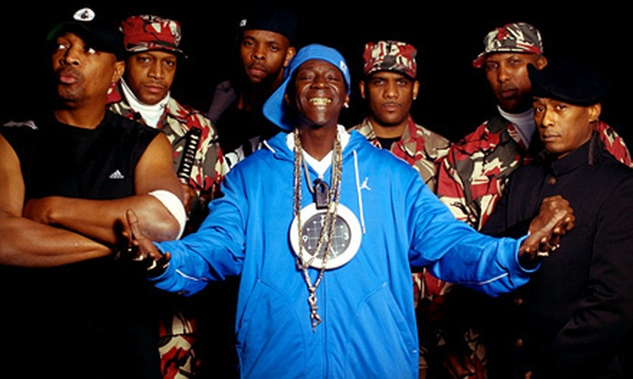 Public Enemy - Port Lands: $15 to See Public Enemy at Sound Academy on September 2 at 8 p.m. (Up to $31.75 Value)