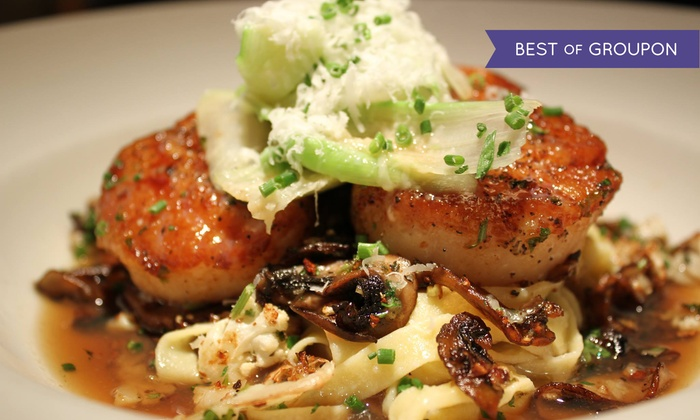 Ingredients Cafe - White Bear Lake: American Cuisine at Ingredients Cafe (Up to 40% Off). Three Options Available.