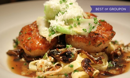 American Cuisine at Ingredients Cafe (Up to 40% Off). Three Options Available.