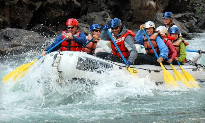 Adventure Guides - Stanley: Six-Day Whitewater-Rafting Trip Down Idaho's Salmon River with Camping Accommodations and Meals from Adventure Guides