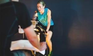 Honest Small Group Training : Five Spinning Classes or One Month of Unlimited Spinning Classes at Honest Small Group Training (Up to 76% Off)