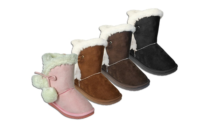 DAWGS Kids' Side-Tie Boots: DAWGS Kids' Side-Tie Boots. Multiple Colors Available. Free Returns.