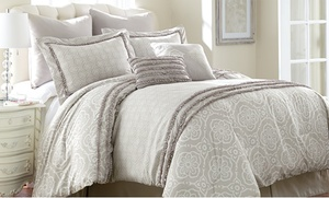 8-piece Embellished Comforter Set. Multiple Options From $69.99��$79.99.