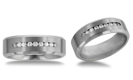 Men's Titanium Rings