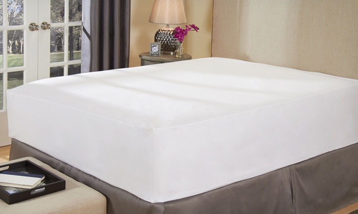 Up to 56% Off Sealy Antimicrobial Mattress Encasements. Multiple Options Available. Free Shipping