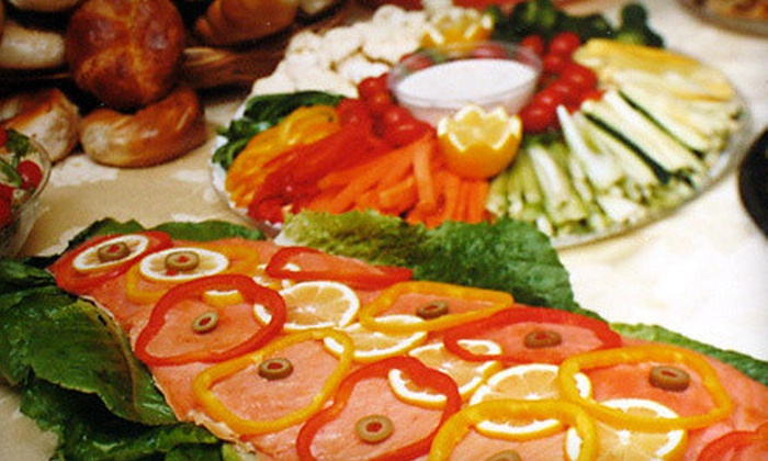 Murray's Sturgeon Shop - Upper West Side: $12 for $24 Worth of Salads, Deli Meats, Bagels, and More at Murray's Sturgeon Shop