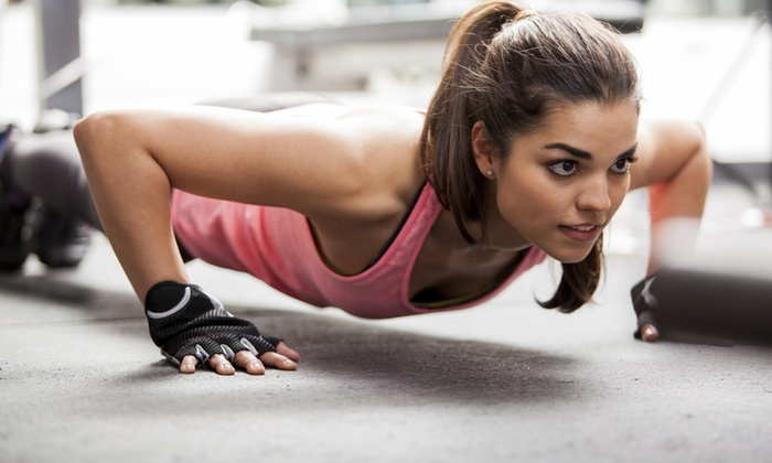 Steel Fitness Training - Denver: Five Boot-Camp Classes at Steel Fitness Training (50% Off)