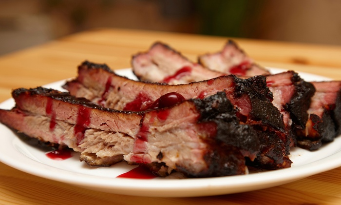 Pig Rig BBQ & Catering - Pig Rig BBQ & Catering: $14 for $20 Worth of Barbecue at Pig Rig BBQ & Catering