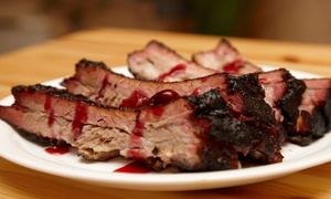 Pig Rig BBQ & Catering: $12 for $20 Worth of Barbecue at Pig Rig BBQ & Catering