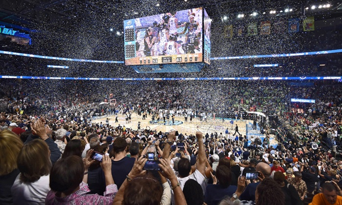 NCAA Division I Women's Basketball Championship, Final Four - Bankers Life Fieldhouse - Indianapolis, Indiana: Presale: NCAA Division I Women's Basketball Championship on April 3 or 5