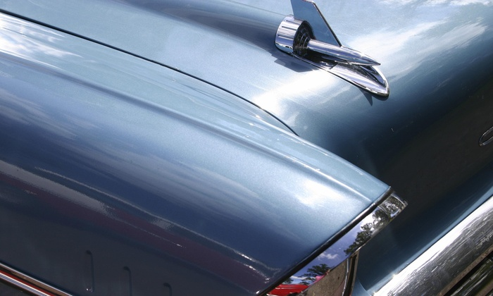 Raffi's Auto Detailing - Goshen: Detail, Headlight Cleaning, and Scratch Removal from Raffi's Auto Detailing (47% Off)