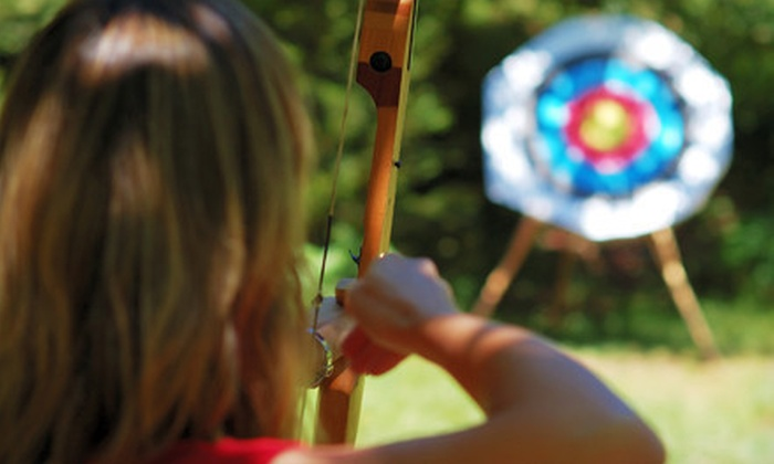 Pacific Archery Sales - Paradise: Private Lessons for One or Two or Birthday Party for Up to 14 Kids at Pacific Archery Sales (Up to 54% Off)