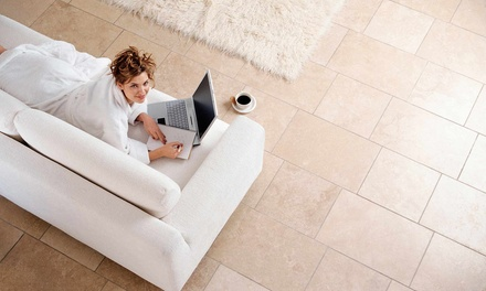 $149 for Tile and Grout Cleaning for Up to 200 Square Feet at Green Restoration ($300 Value)