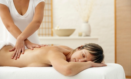 Swedish Aromatherapy Massage with Optional Hot Stone Reflexology Session at Partners in Healing (Up to 59% Off)