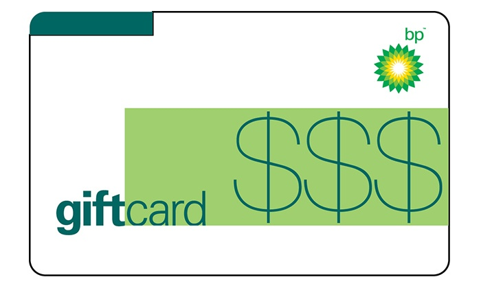 BP Gift Card and Discounted Gas - SVM Gift Cards | Groupon