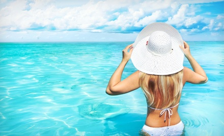 3, 6, 9, or 12 Ultrasonic Cavitation Treatments at Salon Von De Beauty Bar (Up to 78% Off)