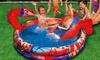 Banzai Slide 'N' Spray Dragon Pool: Banzai Slide 'N' Spray Dragon Pool