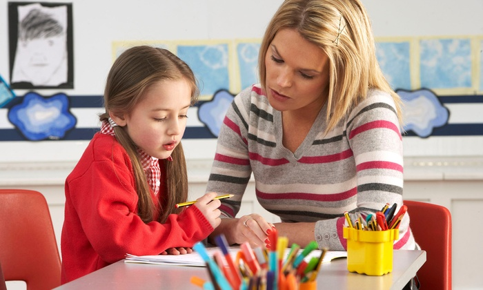 Top Class Tutor by Christina Scofield - Oakley: $30 for $60 Groupon — Top Class K-6 Tutor