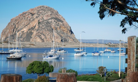 2-Nt Stay for 2 in a King or Queen Standard Patio Level Room at Bayfront Inn in Morro Bay, CA. Combine Multiple Nights.