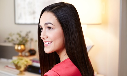 $200 for a Japanese Hair-Straightening Treatment at Picture Perfect Beauty Bar ($400 Value)