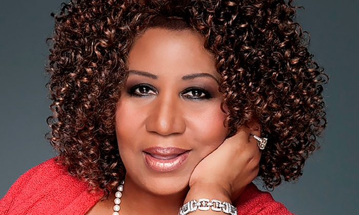 Aretha Franklin - Microsoft Theater: Aretha Franklin at Nokia Theatre L.A. LIVE on Sunday, August 2, at 8 p.m. (Up to 41% Off)