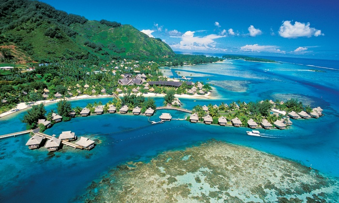 Tahiti & Moorea Vacation with Airfare from Pacific Holidays