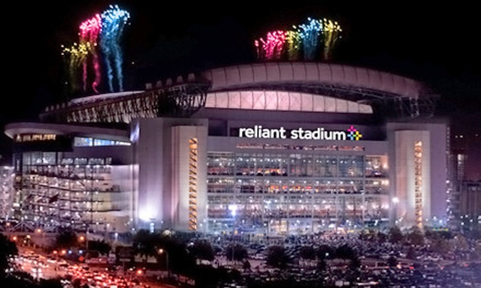 Reliant Park - Astrodome: Tour of Reliant Stadium for Two, Four, or Six (Up to Half Off)
