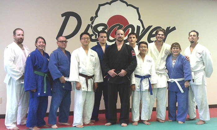 Discover Judo - Rancho Cucamonga: $15 for $60 Worth of Martial-Arts Lessons — Discover Judo